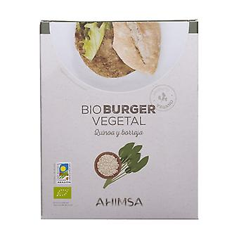 Bio-Gemüse-Burger Quinoa Borretsch None