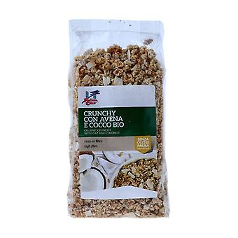 CRUNCHY WITH OATS AND COCCO 375 g