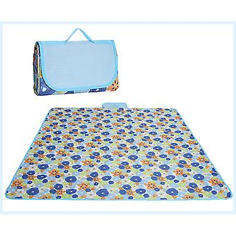 Picnic Mat, 600D Oxford Cloth Waterproof Picnic Mat, 180 * 145CM