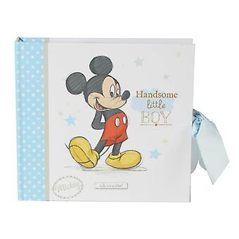 Disney mágicos comienzos álbum de fotos mickey mouse