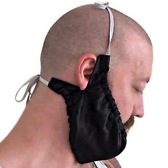 Beard Bib For Eating And Sleep