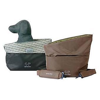 United Pets Urban Pets Sling Dog & Cat Bag Grey (Dogs , Transport & Travel , Bags)