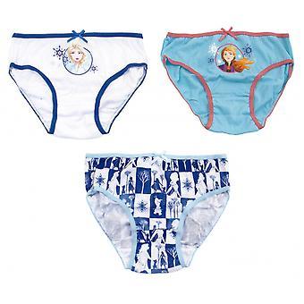 Underwear Set Frozen Ii Cotton 3-Delig Bt477601