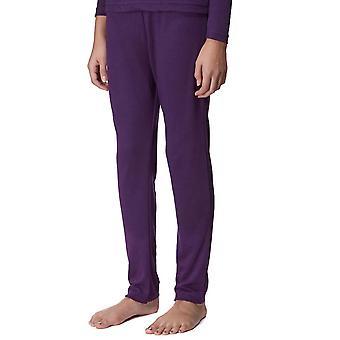 Peter Storm Girl's Thermal Pants Purple
