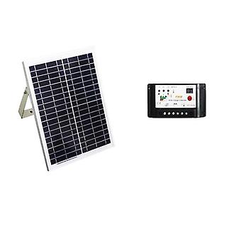 Poly Solar Panel For Dc24v Gate System Solar Energy Conversion To Provide Power