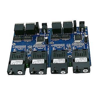 Konwerter nośników przełączników światłowodowych Gigabit