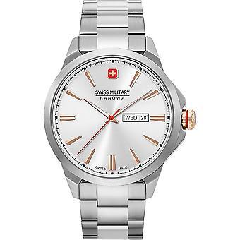 Swiss Military Hanowa - Armbanduhr - Unisex - 06-5346.04.001 - Day Date Classic -