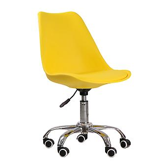 Osdera Office Chair Yellow