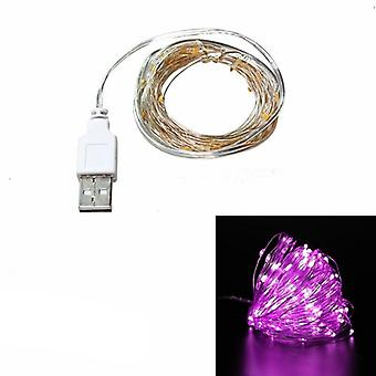 Waterproof Led Copper Wire String Light-set 11