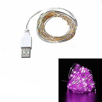 Waterproof Led Copper Wire String Light-set 11