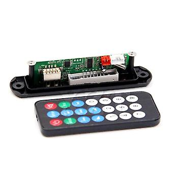 Dc Micro Usb Power Supply Tf Radio Mp3 Decoder Board 5v Audio Module