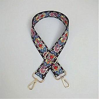 Nylon farbige Gürtel Taschen Strap & verstellbare Schulter Handtasche Strap Dekorative
