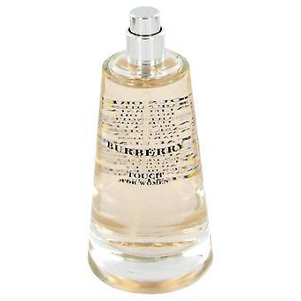 Burberry Touch Eau De Parfum Spray (Tester) af Burberry 3,3 oz Eau De Parfum Spray