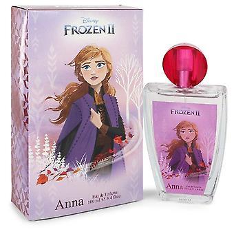 Disney Frozen Ii Anna Eau De Toilette Spray By Disney 3.4 oz Eau De Toilette Spray