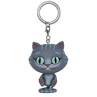 Cheshire Cat Keychain