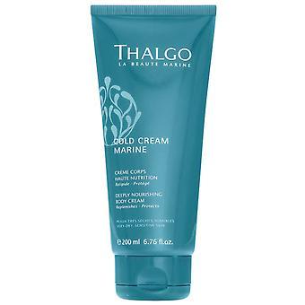Thalgo Cold Cream Marine Body Cream sehr trockene haut 200 ml