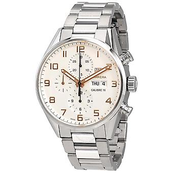 Tag Heuer Carrera Automatic Chronograph Men's Watch CV2A1AC.BA0738