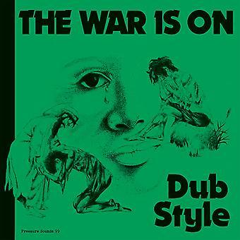 Phill Pratt & Friends - The War Is on Dub Style [Vinyl] USA import