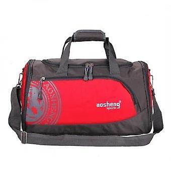 Professional Men Women Fitness Travel Handbag Training Shoulder Bag