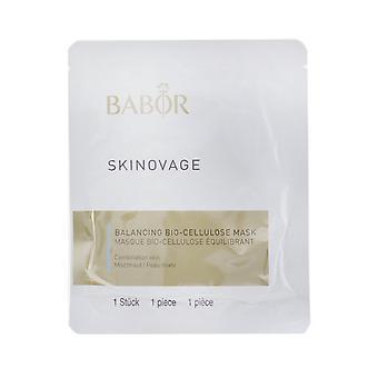 Skinovage [âge empêchant] l'équilibre masque de bio cellulose pour la peau de combinaison (taille de salon) 262682 10pcs