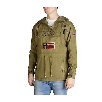 Geographical Norway - Clothing - Jackets - Chomer-man-kaki - Men - burlywood - XXXL