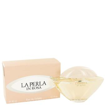 La perla in rosa eau de toilette spray by la perla 497047 80 ml