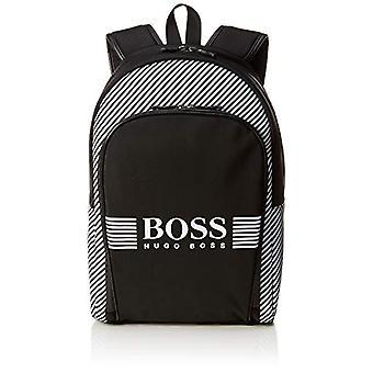 BOSS Pixel Os_backpack - Reput Miesten, Monivärinen (Fantasia), 12x43x29 cm (B x H T)