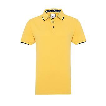 R2 Polo Shirt Yellow
