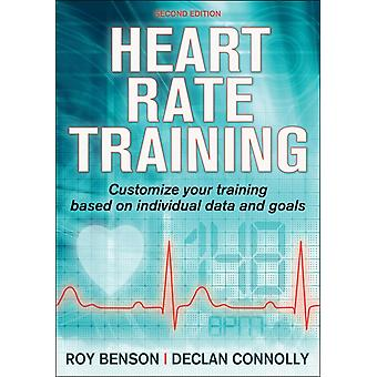 Heart Rate Training by Roy BensonDeclan Connolly