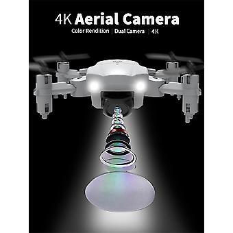 F87 Mini RC Drone S 4K HD WIFI Duální fotoaparát Anténní fotografie Kvadrocopter Skládání| RC kvadrokoptéra