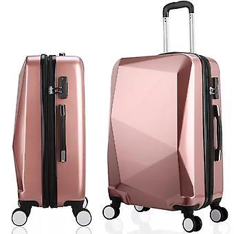 Timanttiset matkalaukut, spinner-matkalaukku