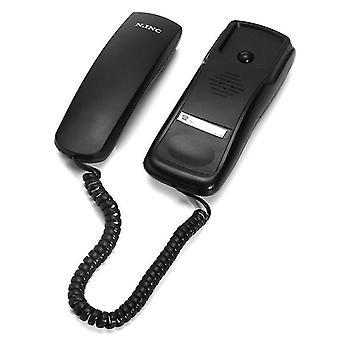 ポータブル電話電話ウォールマウント可能なホームコールセンターオフィス会社用のベースハンドセットWS36436を使用