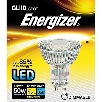 "Aggregat LED GU10 350lm Cool White Dimm 36"" 5.5w"
