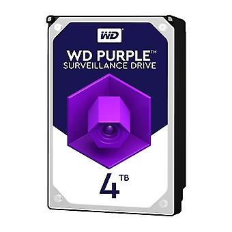 """WD Purple WD40PURZ 4TB 3.5"""" 5400RPM 64MB Caché SATA III Vigilancia Disco duro interno"""