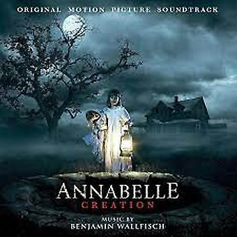 Benjamin Wallfisch - Annabelle: Creation (Original Motion Picture Soundtrack) White Vinyl