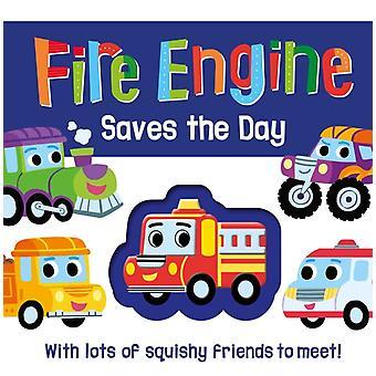 سيارة إطفاء تنقذ اليوم بواسطة Igloobooks