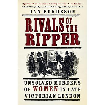 Rivals of the Ripper by Jan Bondeson