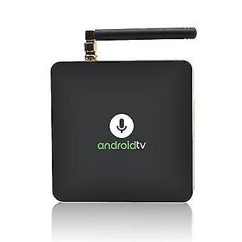 التحكم عن بعد mecool km8 جوجل معتمدة atv الروبوت التلفزيون مربع التلفزيون مع BT IR صوت IR التحكم عن بعد