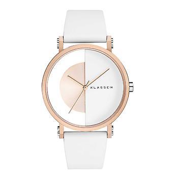 Klasse14 Im Arch White 40mm White Silicone Strap IM18RG007M Watch