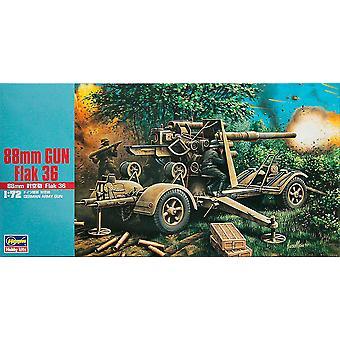 88mm Flak Gun 36 (1933) [Kit]