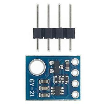 Датчик влажности с интерфейсом i2c si7021 gy-21 htu21 forarduino-industrial-high precision