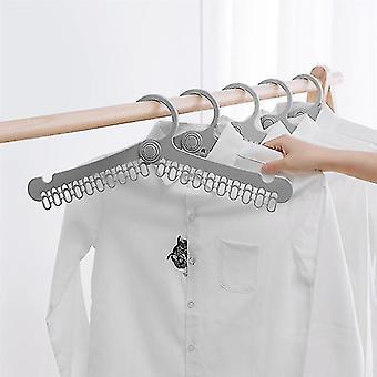 קולב ייבוש בגדים ניידים וקיפול רב תכליתי
