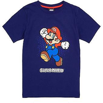 Super Mario Childrens/Kids T-Shirt
