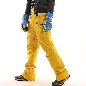 男性女性防水防風防風熱温水冬山スポーツスノー