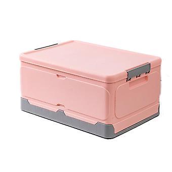 Faltschachtel Schreibwaren Organizer Buch und Snacks Plastik Organisationsboxen Kleinigkeiten Container