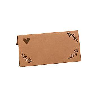 Hearts & Krafts - Place Card