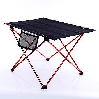 Tragbarer klappbarer Aluminiumtisch für Outdoor-Camping