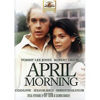 April Morning [DVD] USA import