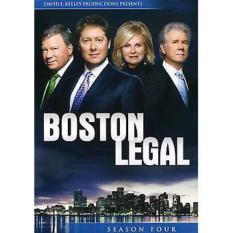 Boston Legal: Stagione 4 importazione USA [DVD]