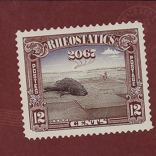 Rheostatics - 2067 [CD] USA import